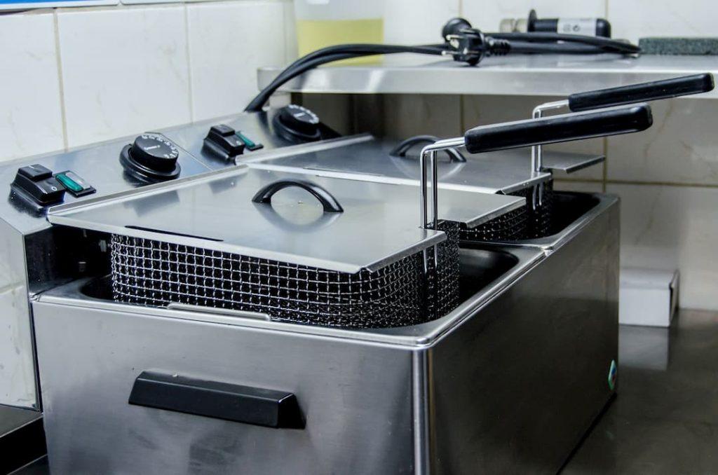 Nec+ - friteuse professionnelle - degraissage - nettoyage en profondeur - France