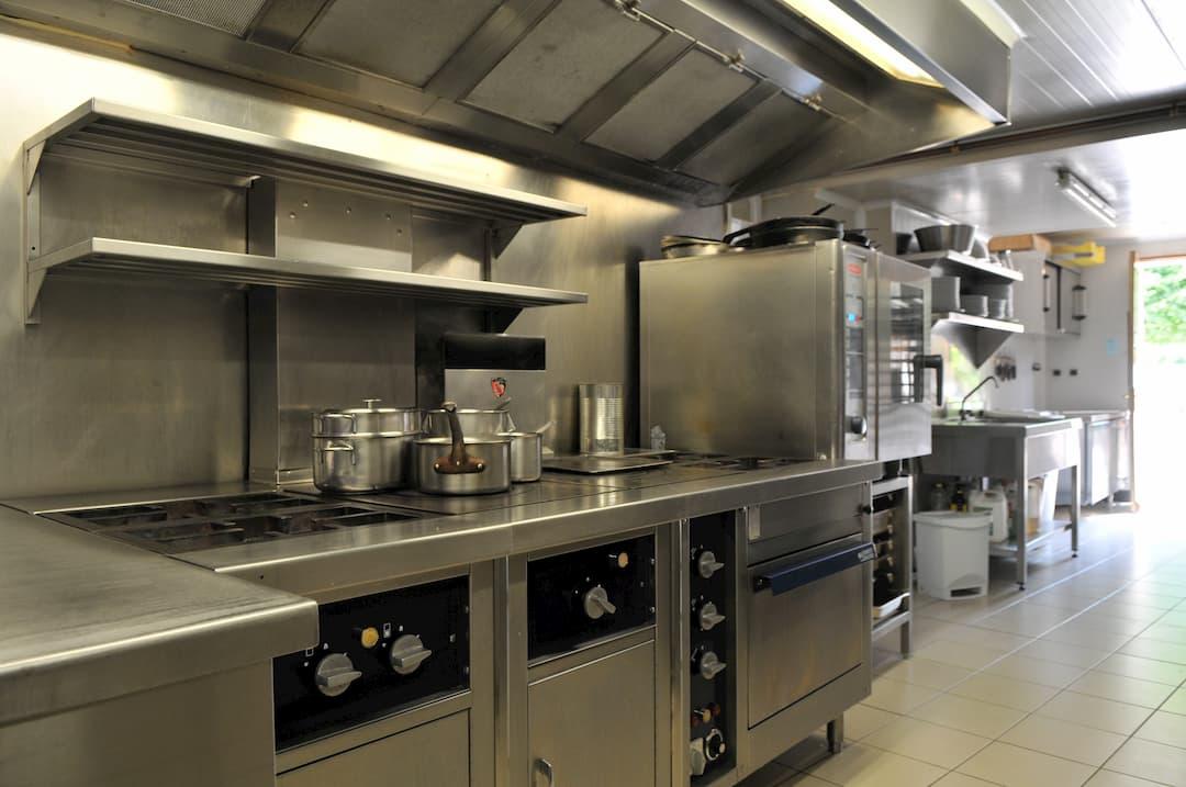 NEC+ - nettoyage en profondeur - cuisine professionnelle - restaurant