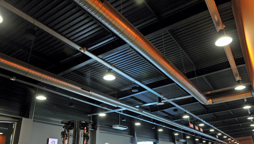 nec+ - dépoussiérage industriel - système de ventilation - france